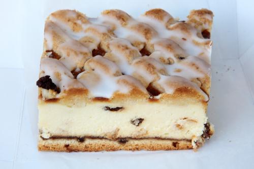 Krakow-style cheesecake  Babka Bakers  Maspeth  Queens