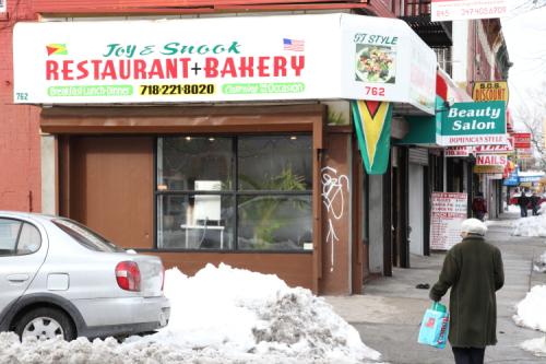 Joy & Snook Restaurant and Bakery  Crown Heights  Brooklyn