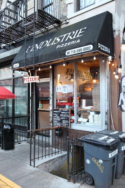 L'Industrie Pizzeria  Williamsburg  Brooklyn