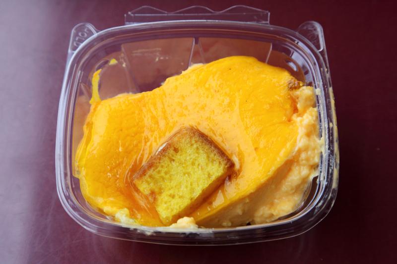 Mango pudding  Hadi  Kensington  Brooklyn