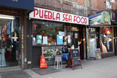 Puebla Seafood  Jackson Heights  Queens