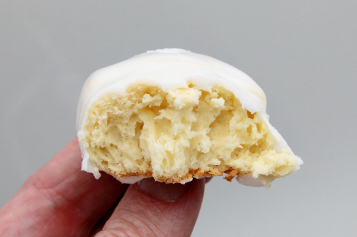 Anginetti  Italian lemon drop cookie (biteaway view)  Morris Park Bake Shop  Morris Park  Bronx