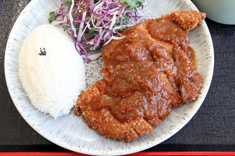 Pork katsu curry  Suki  First Ave  Manhattan