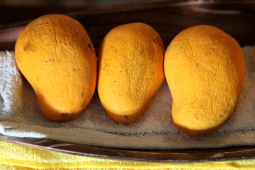 Ripened mangos  Sabay  Elmhurst  Queens