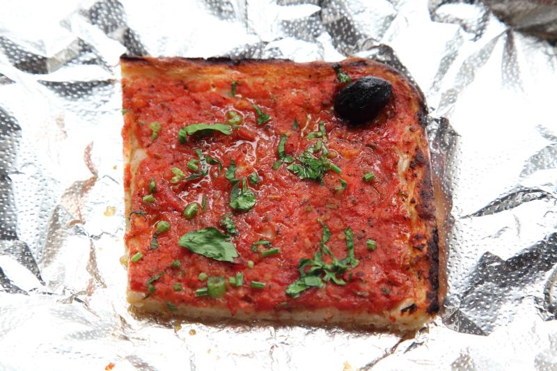 Pizza  Merguez and Frites  Astoria  Queens