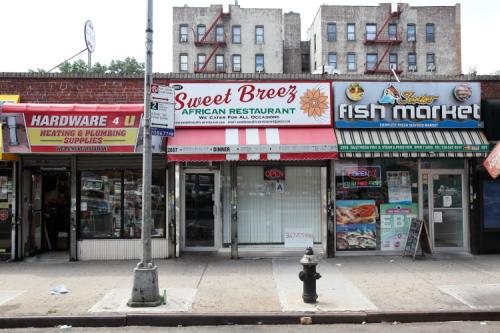 Sweet Breez and neighbors  Allerton  Bronx