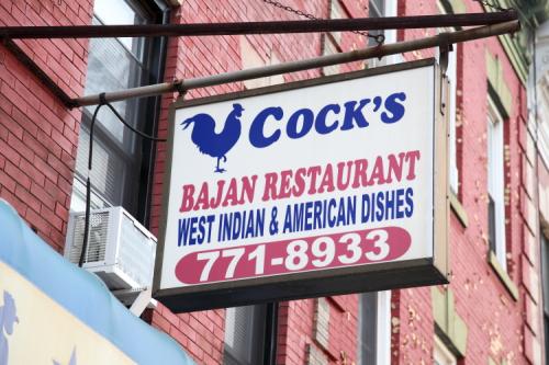 Cock's Bajan Restaurant & Bakery  Crown Heights  Brooklyn