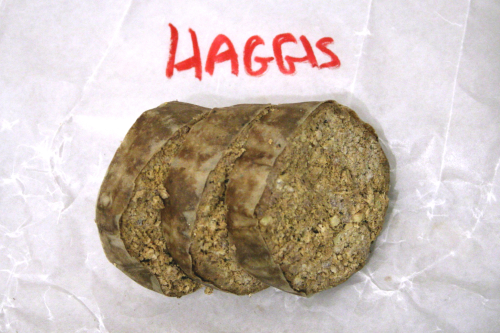 Haggis  Stewart's of Kearny (later known as Stewart's Scottish Market)  Kearny  New Jersey