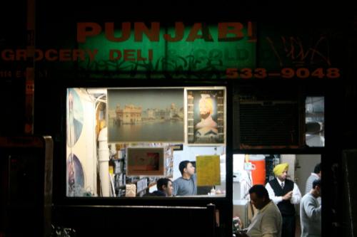 Punjabi Grocery & Deli  East 1st St  Manhattan (2007)