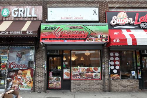 220 African Cuisine  Wakefield  Bronx