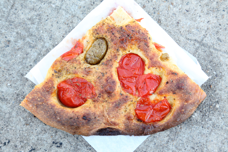 Focaccia Barese  Bread & Salt  Jersey City