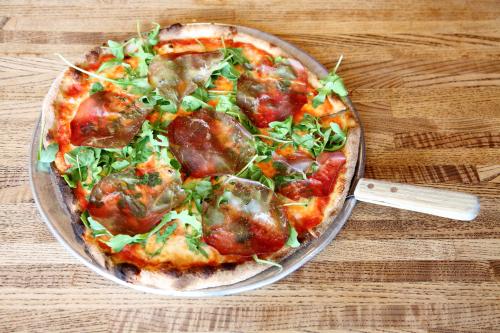 Bresaola speciale  Pizzeria Giove  New Dorp  Staten Island