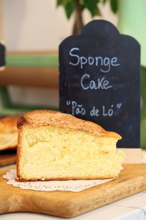 Pão de ló  sponge cake  Eira  Jersey City