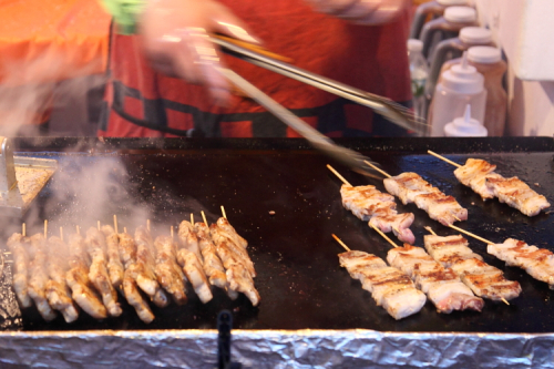 Pork belly  Tei Nei Ya  Queens International Night Market  Flushing Meadows Corona Park  Corona  Queens