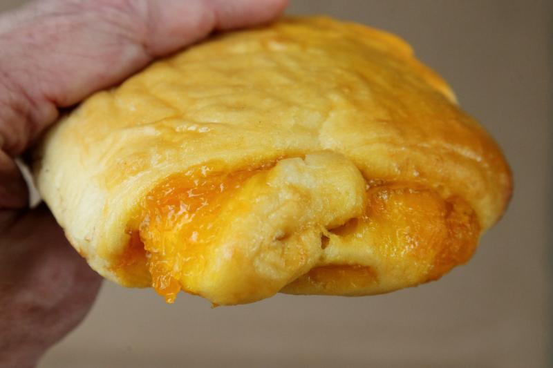 Apricot pastry  Tatar Bakery & Pies  Brighton Beach  Brooklyn